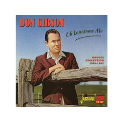 Don Gibson - Oh Lonesome Me (CD)