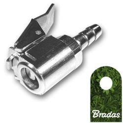Momentstecker Hebelstecker 6mm Ventilaufsatz Reifen Druckluft Ventilstecker BRADAS 6005