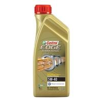 Castrol Motoröl Edge 5W-40 Titanium 1 l