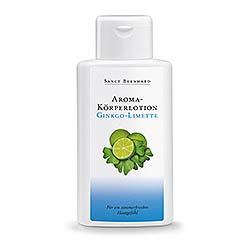 Aroma-Körperlotion Ginkgo-Limette