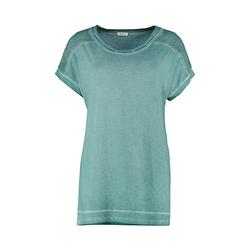 Deerberg Damen Shirt Dora kupfergrün