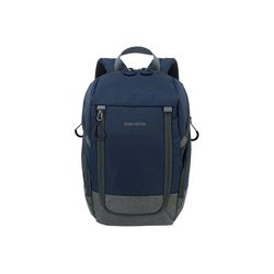 travelite Reiserucksack Basics Rucksack (Ryanair Maße) 35 cm blau
