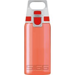 Sigg Trinkflasche Trinkflasche VIVA ONE Fußball, 500 ml rot