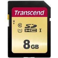 Transcend SDHC 8GB Class 10 500S UHS-I