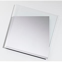 Casa Padrino Designer Wandspiegel 45 x H. 45 cm - Designermöbel