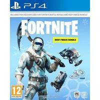 Fortnite: Deep Freeze Bundle (PSN Key) (PS4)