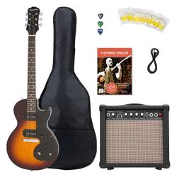 Epiphone Les Paul SL VS E-Gitarre Set