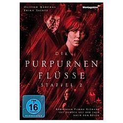 Die Purpurnen Flüsse - Staffel 2 - DVD  Filme