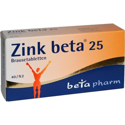 Zink beta 25