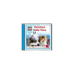 Universal Hörspiel Heimtiere / Wildtiere, Audio-CD