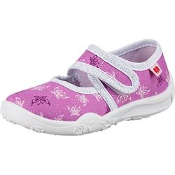 Hausschuhe SWEETY  violett Gr. 19 Mädchen Baby