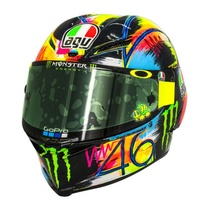 AGV Pista GP R Valentino Rossi Winter Test 2019