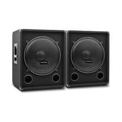 PW-1015-SUB MKII passives PA-Subwoofer-Paar