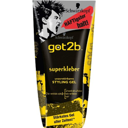 Got2b Gel Superkleber, 2er Pack (2 x 150 ml)