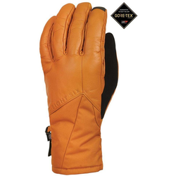 Handschuhe 686 - Grtx Leather Theorem Glove Golden Brown (GLDB)