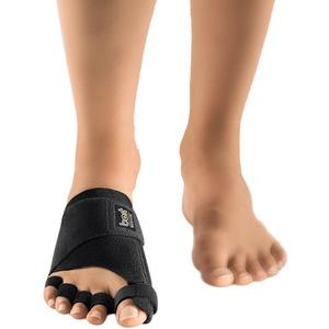 Valco® SOFT Hallux-Valgus-Schiene von Bort, Hallux-Valgus-Orthese, Bandage Schiene, rechts, L