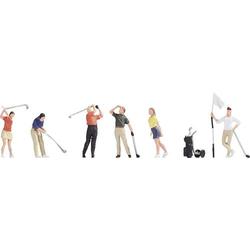 NOCH 15885 H0 Figuren Golfer