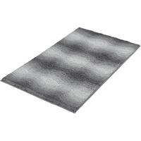 Kleine Wolke Kleine Wolke, Höhe 19 mm, rutschhemmend beschichtet, fußbodenheizungsgeeignet grau rechteckig - 55 cm