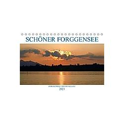 Schöner Forggensee (Tischkalender 2021 DIN A5 quer)