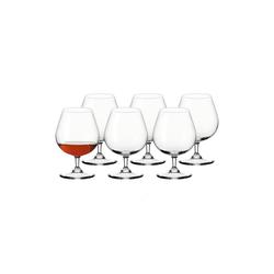 LEONARDO Schnapsglas Leonardo CIAO+ Cognacglas 400 ml 6-tlg. (6-tlg)