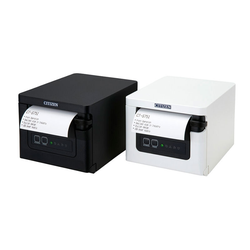 CT-S751 - Bondrucker, thermodirekt, USB + Bluetooth, weiss