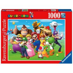 Super Mario Puzzle 1000 Teile