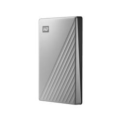 WD My Passport Ultra externe HDD-Festplatte (1000), USB-C Schnittstelle (USB-3.0-kompatibel)