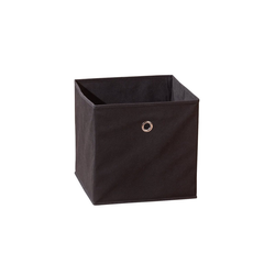 ebuy24 Aufbewahrungsbox Wase Aufbewahrungsbox schwarz.