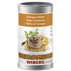 Orangen-Pfeffer Würzmischung grob - WIBERG