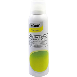 efasit Antitranspirant&Fusspilz Spray