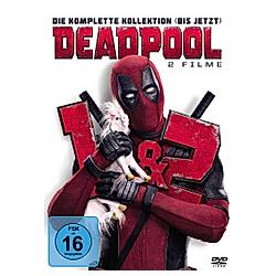 Deadpool 1 & 2 - DVD  Filme