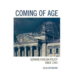 Coming of Age als Buch von Helga Haftendorn