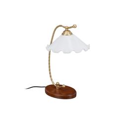 relaxdays Tischleuchte Tischlampe Jugendstil Design