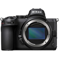 Nikon Z 5 Body + FTZ Objektivadapter