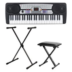 McGrey BK-5410 Beginner-Keyboard SET inkl. Ständer + Bank