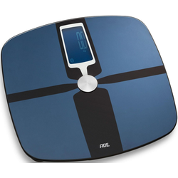 ADE Körper-Analyse-Waage BA 1600, Bluetooth Personenwaage mit App