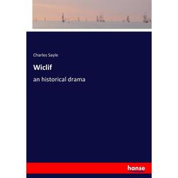 Wiclif als Buch von Charles Sayle