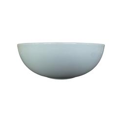Van Well Salatschale Royal in weiß, 26 cm