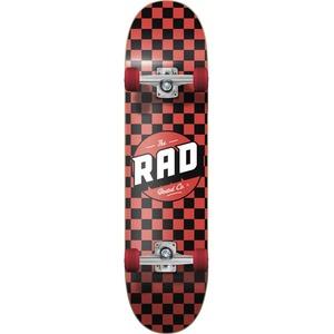 Komplett RAD - Checkers Skateboard (MULTI) Größe: 7.75in
