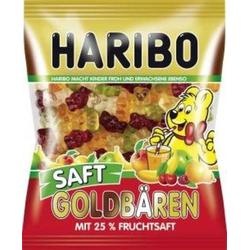 Haribo Saft Goldbären 175g Inhalt: 175g