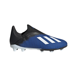 Adidas Kinderfußballschuhe X 19.3 LL FG J - 37 1/3 (4,5)