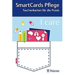 I care - SmartCards Pflege - Buch