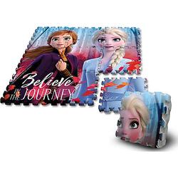 Die Eiskönigin 2 Spielmattenpuzzle, 9 Teile