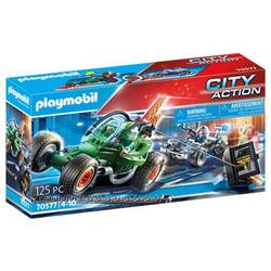 PLAYMOBIL® City Action Polizei Kart Tresorräuber 70577