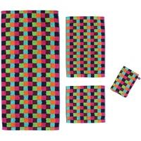 Lifestyle Karo Seiflappen multicolor 30x30 cm cm x 30 cm cm