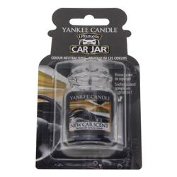 YANKEE CANDLE Car Jar Ultimate NEW CAR SCENT Autoduft
