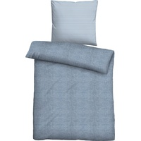Biberna Liora blau (200x200+2x80x80cm)