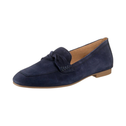 Gabor Loafers Loafer blau 37.5