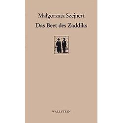 Das Beet des Cadyk. Malgorzata Szejnert  - Buch