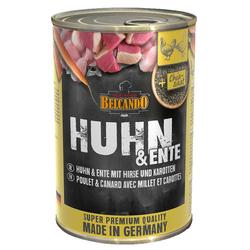 (4,73 EUR/kg) Belcando Huhn & Ente mit Hirse 400 g